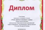 14.04.2015  Конкурс чтецов